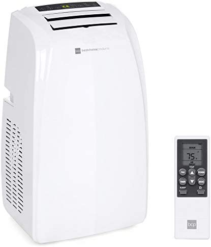 Best Choice Products 14 000 BTU 3 in 1 Portable Air Conditioner Cooling Unit for Rooms Up to product image