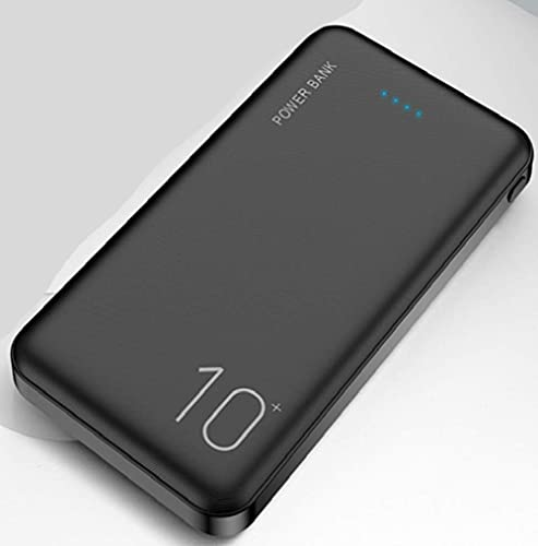 DNGDD Power Bank Power Bank 10000mah Powerbank para Xiaomi Mi Power Bank Batería Externa Cargador portátil móvil Led Poverbank Power Bank