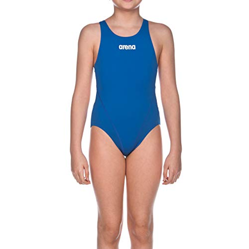 Arena Solid Swim Tech Jr Badpak voor meisjes