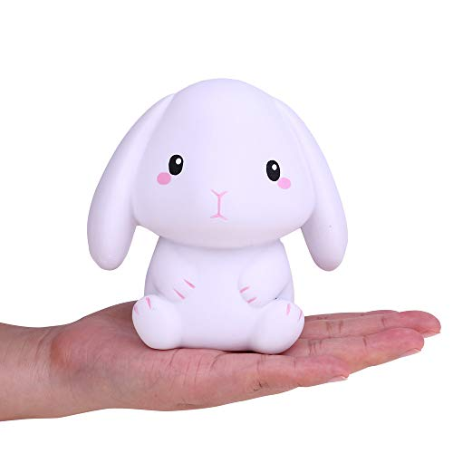 Juguetes de compresión JiaMeng Lindo Jumbo Slow Rising Squishies Squeeze Toy Stress Reliever Juguete del Encanto (L)