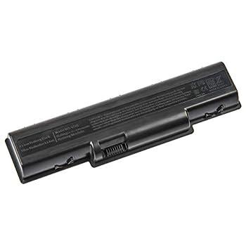 Laptop Battery for Gateway NV52 NV53 NV54 AS09A31 AS09A61 AS09A51 AS09A41 AS09A71 AS09A75 Aspire 5532 5732Z eMachines E725 E525 E627 [6 Cells/5200mAh/58wh]