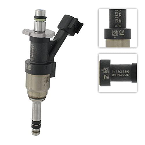 GM 12668390 Original Equipment Nominal Flow Direct Fuel Injector