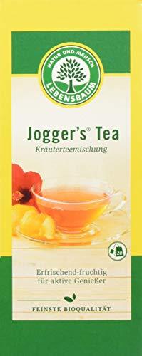 Lebensbaum 5129 KRÄUTERTEE IM TEEBEUTEL - Jogger's Tea ,