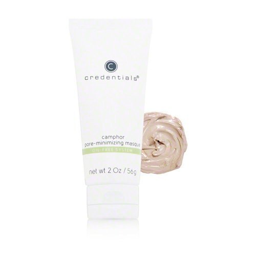 Credentials Camphor Pore-Minimizing Masque 2 oz.