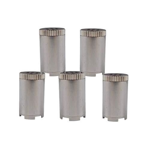 Focusvape Steel Pod Liquide 5 Stück (Kapsel für Öle, Konzentrate, Liquide) *Nikotinfrei*