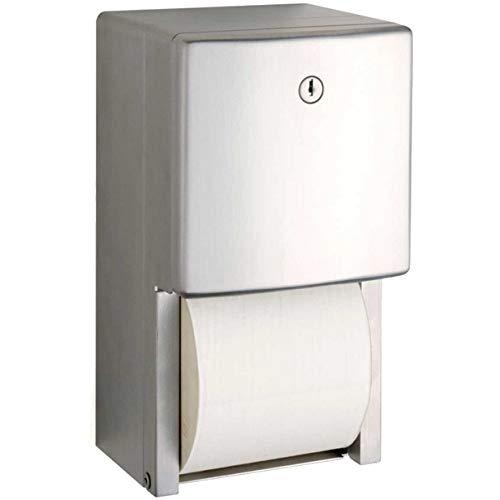 Top 10 best selling list for bobrick surface mount multi toilet paper holder