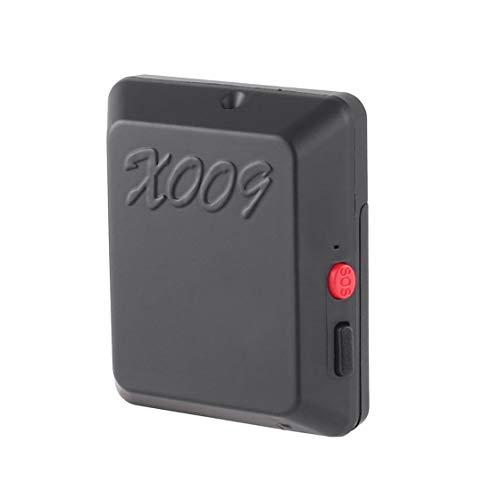 X009 gsm GPRS con Mini cámara de vigilancia Oculta Monitor de grabación de Video de Audio