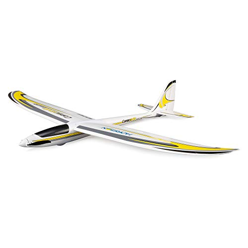 E-flite RC Airplane Conscendo Evolution 1.5m BNF Basic (Transmitter, Battery and Charger Not Included) with Safe Select, EFL01650