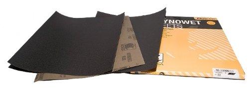Indasa Naßschleifpapier PlusLine Körnung 1200 (230mm x 280mm x 50 Blatt)