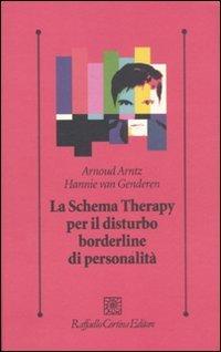 Lo schema therapy per il disturbo borderline di personalità