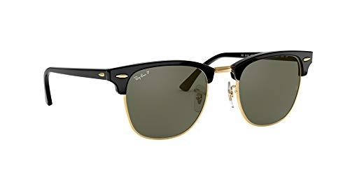 Fashion Shopping Ray-Ban Men's Rb3016 Clubmaster Square Sunglasses
