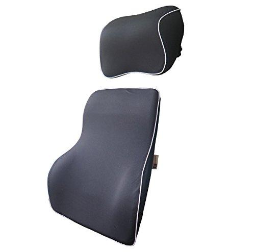 LOVEHOME Car Lumbar Support Pillow and Car...