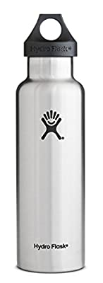 Vacuum Insulated Stainless Steel Water Bottle 18oz