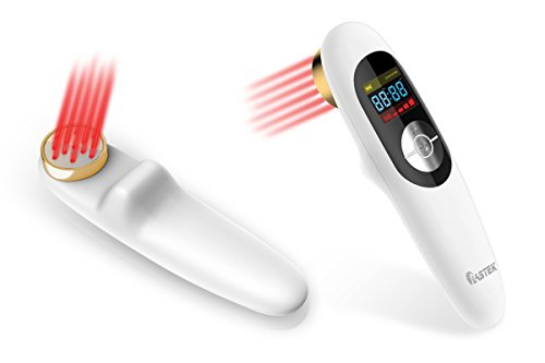 Best Bargain Red LED Light Therapy Device for Pain Relief
