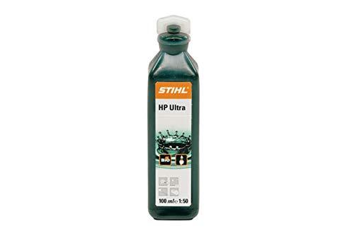 Stihl HP Ultra motorolie voor 2-takt motor 100 ml (voor 5 L)