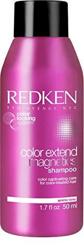 REDKEN Champú Color Extend Magnetics Redken, (S), Multicolor, 50 Mililitro