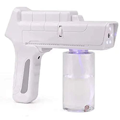 Qiutianchen Sprühgerät Electric ULV Sprayer, tragbare Handheld Desinfektion Nano-Dampfpistolen-Zerstäuber-Maschine