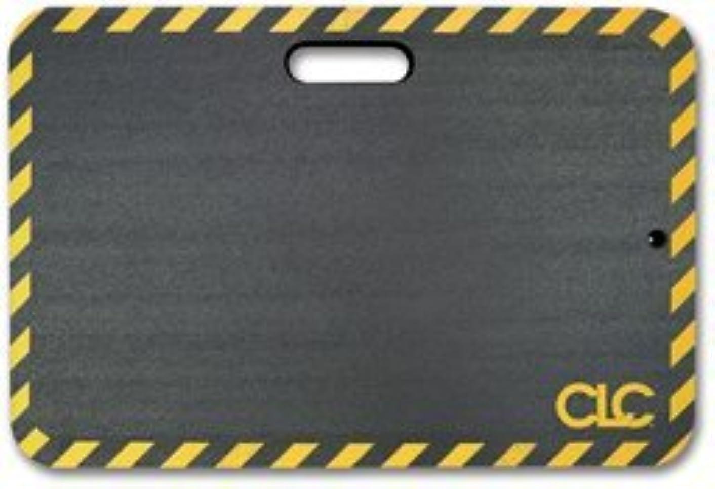 CLC Kneeling Pad, 16 x 28in, Black, NBR