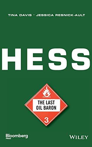 Hess: The Last Oil Baron (Bloomberg)