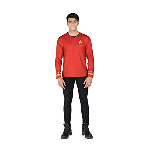 Viving Costumes Viving costumes231261 Star Trek Scotty Vestido (Medium)