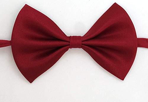 Ladud HDLJ4 Mooie Tide Po Baby Tie Bow (rode wijn), Boys, One Size