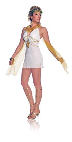 Disfraz de diosa del Olimpo Playboy para mujer - XS