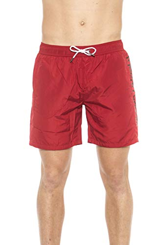 Roberto Cavalli HSH15C Disfraz Parte inferior Hombre Rojo L