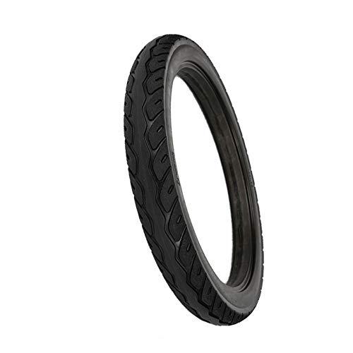 JAJU Neumáticos para patinetes eléctricos, 16 Pulgadas Neumáticos de 16x2.125 Neumáticos Resistentes a Las puñaladas, Resistentes al Desgaste, Antideslizantes y sin Mantenimiento Accesorios.