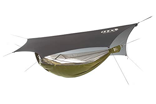 ENO, Eagles Nest Outfitters JungleLink Shelter System with Hammock with Bug Net, Straps and Rain Tarp