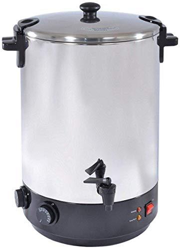 KITCHEN CHEF zj280td Stérilisateur électrique inox avec robinet et minuteur