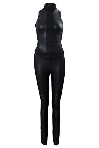 RedJade Damen Battle Angel Alita Outfit Cosplay Kostüm XXL
