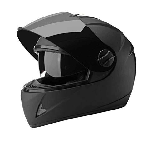 フルフェイスバイク用ヘルメット開閉式オートバイオープンフィエスシステムタイプ通気穴ダブルシールドカッコイイ通気吸汗クリアシールドゴールド付き艶消しブラックブルーレッドホワイト