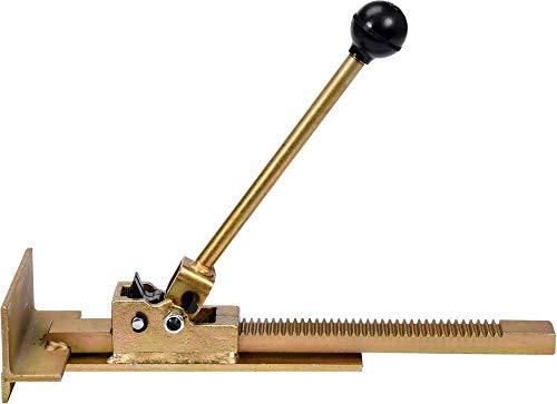 Verlegezange 420mm Parkettwerkzeug Verlegewerkzeug Hammer Zugeisen Parkett-Kralle Schlageisen für Lamminat