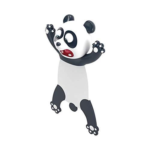 FHYT Segnalibro 3D a Cartoon Formacartoon Panda Gigante Del Sichuan Divertente Per Studenti Lettura Forniture Scolastiche (1 Pcs 4,5 * 7,3 * 2,25 cm)