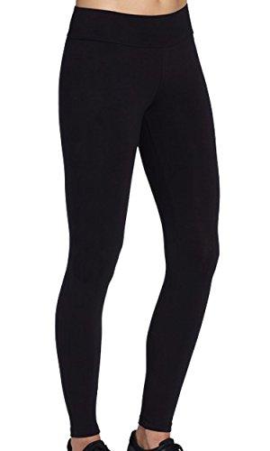 iLoveSIA Women's Yoga Running Tights Leggings Sports Pants US Size M Black