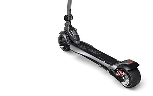 Mercane WideWheel Single eScooter Offre Il Massimo Divertimento con Scooter Elettrico di Alta qualità Direttamente dal Partner Tedesco. per Molti Anni di Divertimento nel Lavoro o nel Tempo Libero.