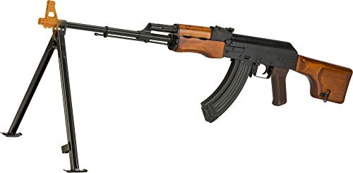 Evike LCT Airsoft RPK NV Full Metal Airsoft AEG with Real Wood Furniture