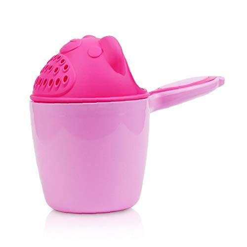 lulongyansf Kinder-Cartoon Bad Rinser Multi-use Wasser Scoop Verdickte Schöpfkelle Dusche Sprinkler Shampoo Scoops Badespielzeug Für Baby-rosa Komfortable Versorgung
