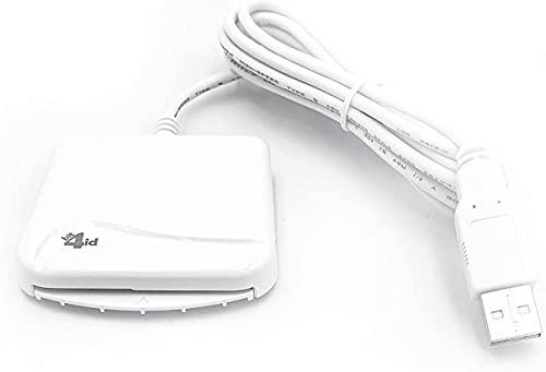 Bit4id INTERNAVIGARE Lettore di Smart Card USB 2.0 per CRS -...