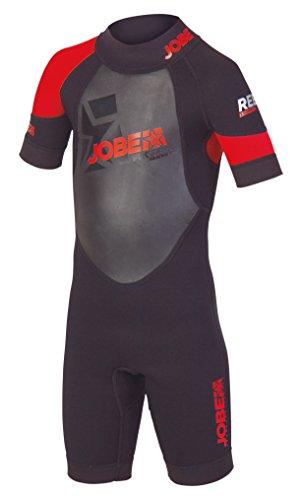 Jobe Kinder Progress Rebel Shorty 2.5/2.0 Red Wetsuits, S