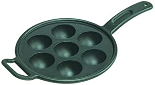 Lodge Pro-Logic P7A3 Cast-Iron Aebleskiver Pan