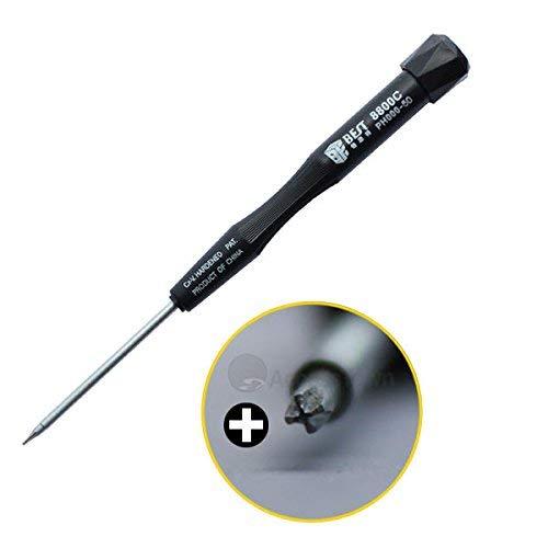 ACENIX - Destornillador de precisión Phillips PH000 para iPhone, teléfono móvil, MacBook, herramientas de reparación de aire