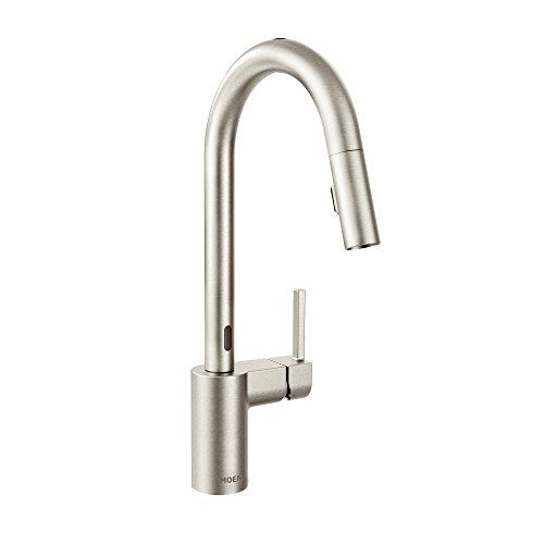 Moen 7565ESRS Align Motionsense Touchless Kitchen Faucet