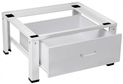 Untergestell 052 für Waschmaschine/Trockner/Sockel Podest Erhöhung & Schublade