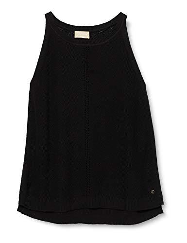 s.Oliver Damen 120.10.005.17.102.2037792 T-Shirt, 9999 Black, 44