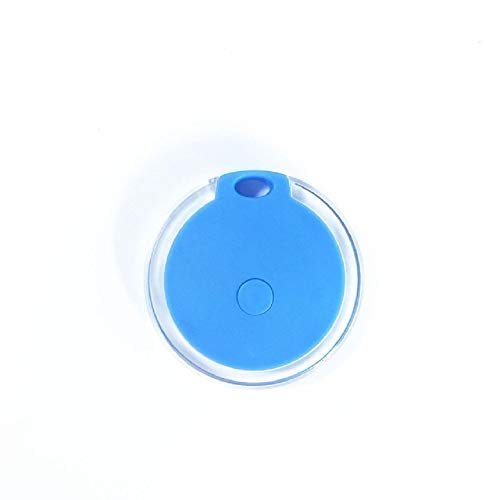 AFXOBO Mini Dog GPS Tracking Device Locator Round Portable Bluetooth Intelligent Anti-Lost Device for Luggages/Kid/Pet Bluetooth Alarms
