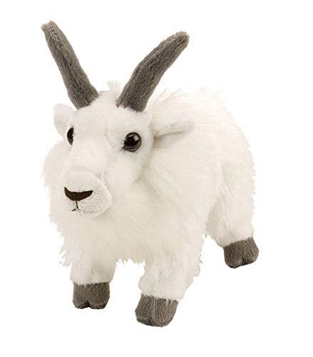 Wild Republic Mountain Goat Plush, Stuffed Animal,...