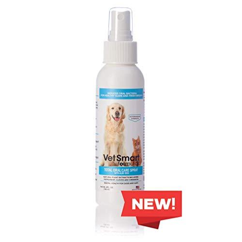 Dog Breath Freshener: Eliminate Bad Breath and...