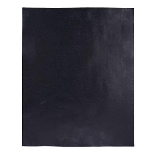 Montague Mond0 Grill Zubehör BBQ Grill Mat Wiederverwendbare Resistant Nonstick Grill-Auflage for Ofen Mikrowelle Foil Werkzeuggrillzubehör (Color : Black)