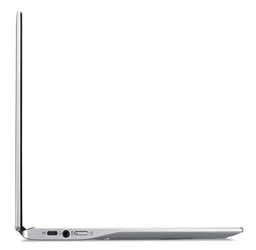Acer Chromebook Spin 311 (11,6 Zoll HD IPS, MediaTek Octa-Core ARM Cortex A73/A53 (MT8183), 4 GB LPX RAM, 64 GB eMMC, Mali-G72 MP3 GPU, Google Chrome OS) silber, QWERTZ - 7